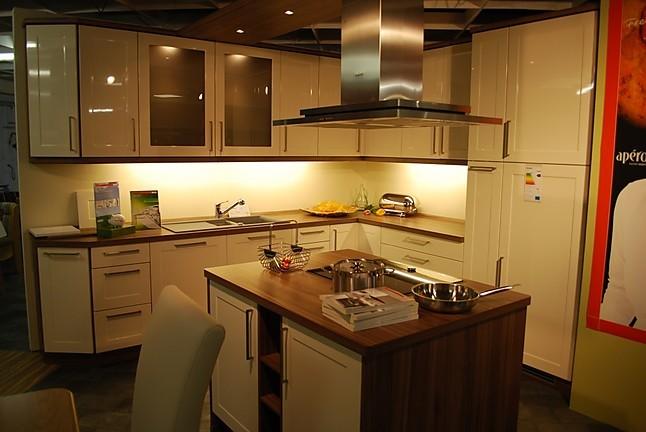 Nolte-Musterküche Musterküchen - Angebot: Ausstellungsküche in ... | {Nolte küchen magnolia hochglanz 9}