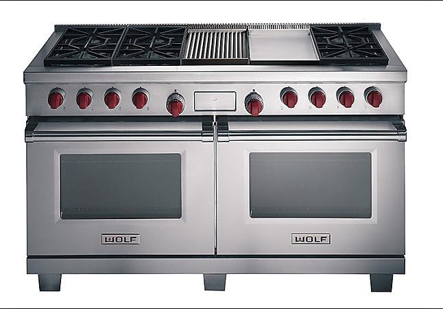 Outdoor Küchengeräte : Dampfgarer und kombigeräte icbdf606cg wolf range cooker gas
