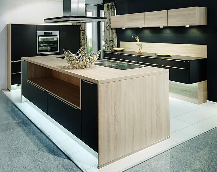 nobilia musterk che modern mix k che ausstellungsk che in d sseldorf von creativ k chen. Black Bedroom Furniture Sets. Home Design Ideas