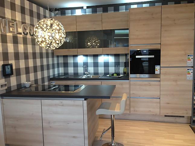 Xeno Küchen-Musterküche Voll ausgestattete Xeno Küche ...