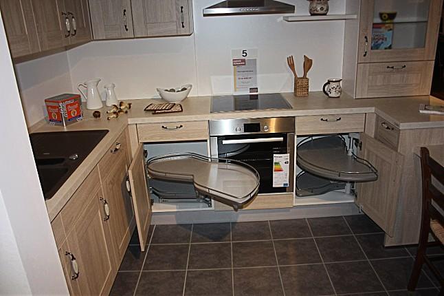 moderne landhausk che nobilia. Black Bedroom Furniture Sets. Home Design Ideas