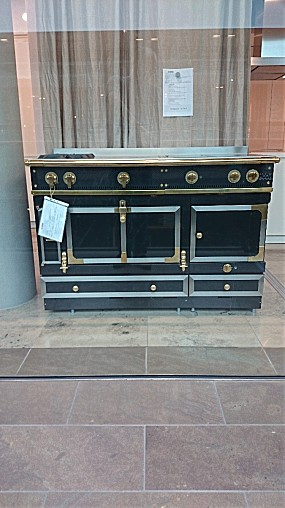backofen grand chatelet 135 la cornue herd la cornue. Black Bedroom Furniture Sets. Home Design Ideas