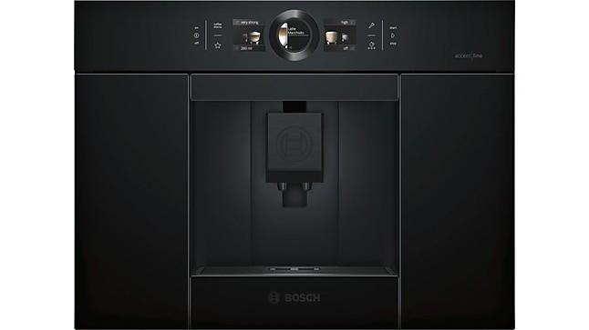 kaffeevollautomaten ctl836ec6 einbau kaffeevollautomat in carbon black bosch k chenger t von. Black Bedroom Furniture Sets. Home Design Ideas