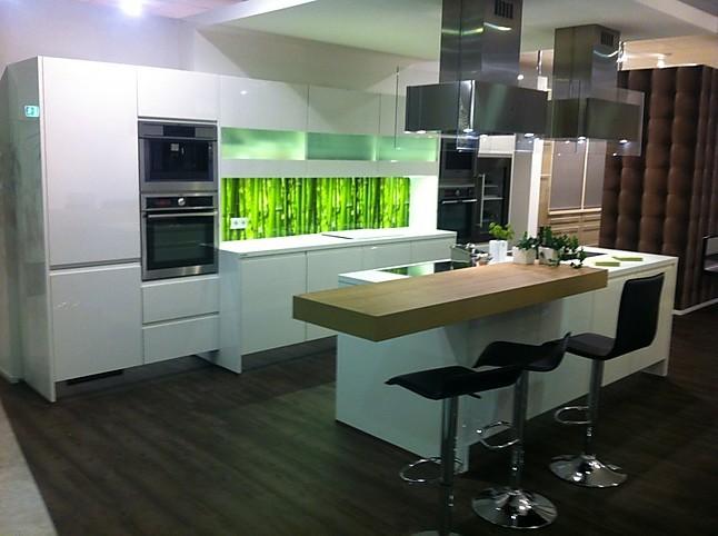 Küchen In Bielefeld nobilia musterküche hochglanz weiß ausstellungsküche in bielefeld