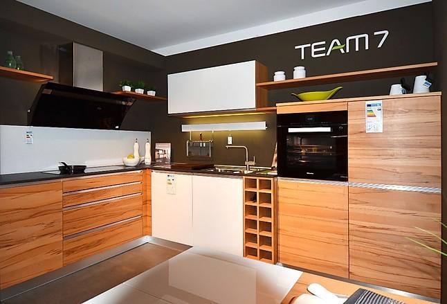 Team 7 Musterkuche Einbaukuche Ausstellungskuche In Korbach