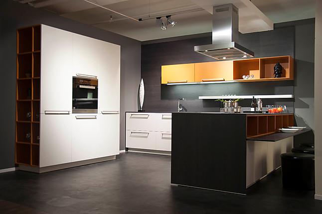 Rational Musterkuche Einbaukuche Ausstellungskuche In Schonkirch