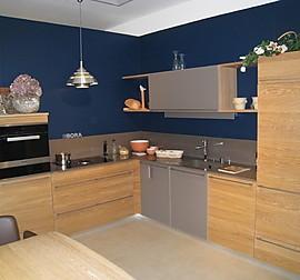team7 musterk che team 7 linee vollholz kernbuche m. Black Bedroom Furniture Sets. Home Design Ideas