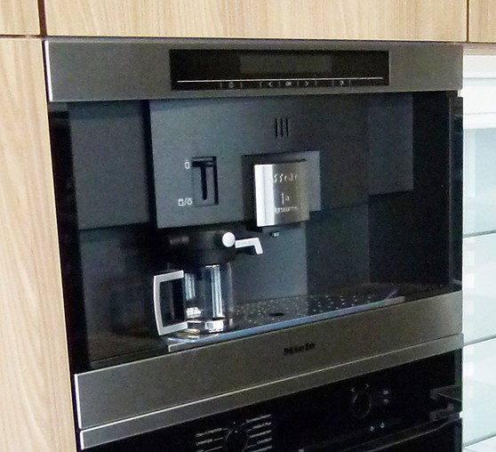 Leicht-Musterküche Moderne Einbauküche Von LEICHT