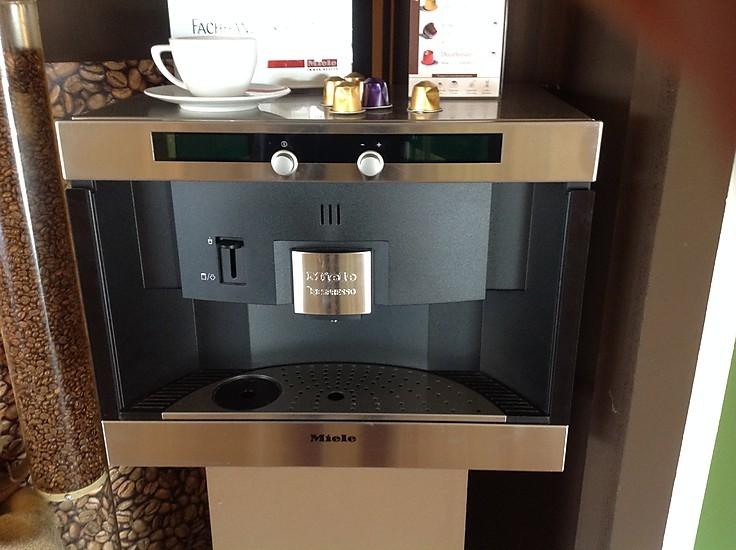 Kaffeevollautomaten cva2650 kaffeemaschine miele miele for Kaffeemaschine miele