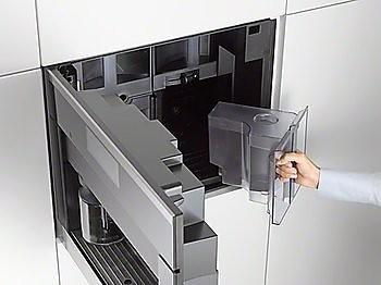 kaffeevollautomaten cva 6805 einbau kaffeevollautomat miele k chenger t von wohn und. Black Bedroom Furniture Sets. Home Design Ideas