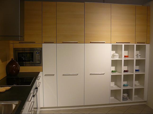 kh system m bel musterk che moderne l k che ohne ger te. Black Bedroom Furniture Sets. Home Design Ideas