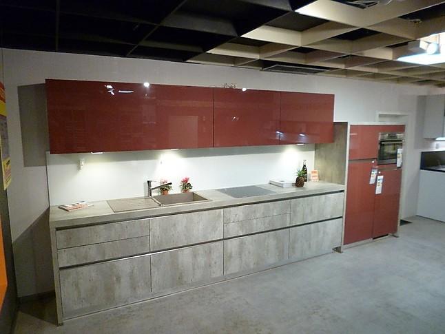 Bauformat Musterkuche Musterkuche Ausstellungskuche In Weinbohla