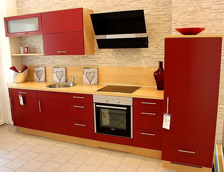 nobilia musterk che tolle k chenzeile ausstellungsk che in delmenhorst von m bel reinecke. Black Bedroom Furniture Sets. Home Design Ideas