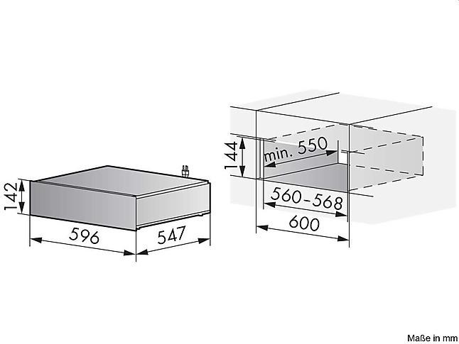 w rmeschubladen und tellerw rmer v zug w rmeschublade 3401060022 abverkauf ausstellungsger t v. Black Bedroom Furniture Sets. Home Design Ideas
