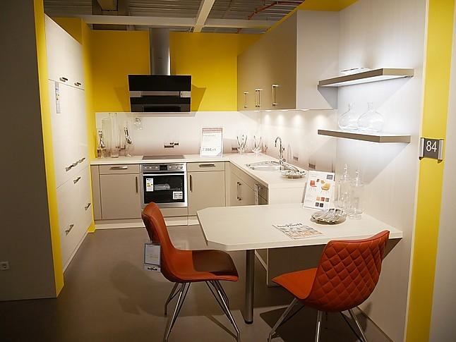 nolte musterk che einbauk che ausstellungsk che in bottrop von m bel beyhoff. Black Bedroom Furniture Sets. Home Design Ideas
