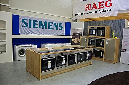 Moderne Elektrogeräte für Ihre neue Küche