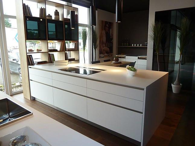 Entzuckend Ewe   Vida 07 KM Neonweiß Designküche Schlicht Weiß