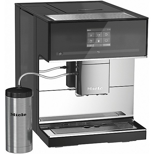 Kaffeevollautomaten Kaffeevollautomat Cm 7500 Obsidianschwarz Miele