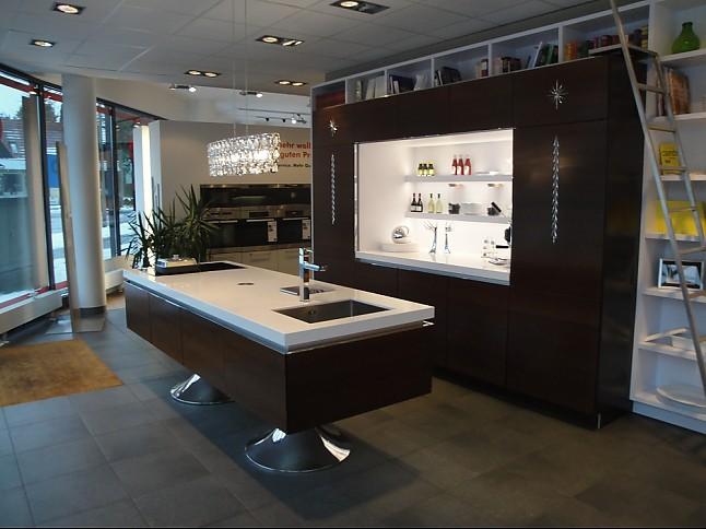 Warendorf Musterkuche Musterkuche Philippe Starck Ausstellungskuche