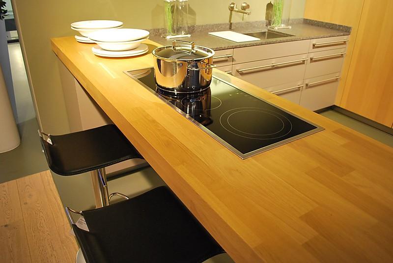 siematic musterk che moderne l k che mit integrierter. Black Bedroom Furniture Sets. Home Design Ideas