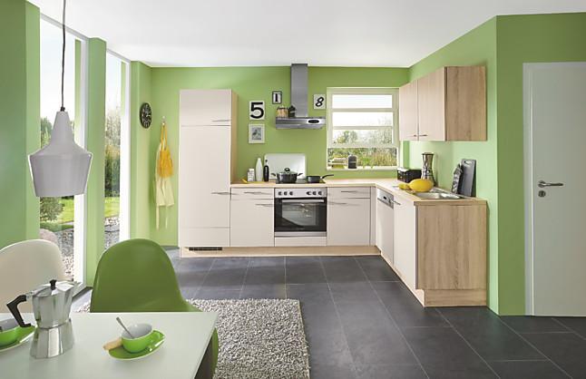 nobilia musterk che l k che inkl ger te modern und zeitlos lieferung und montage frei. Black Bedroom Furniture Sets. Home Design Ideas