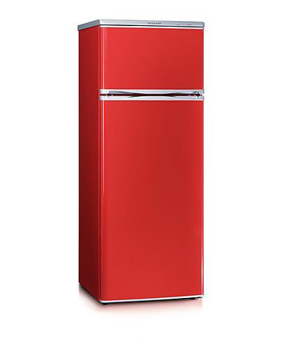 k hlschrank ks9795 k hl gefrierkombination gefrierteil oben rot severin k chenger t von. Black Bedroom Furniture Sets. Home Design Ideas