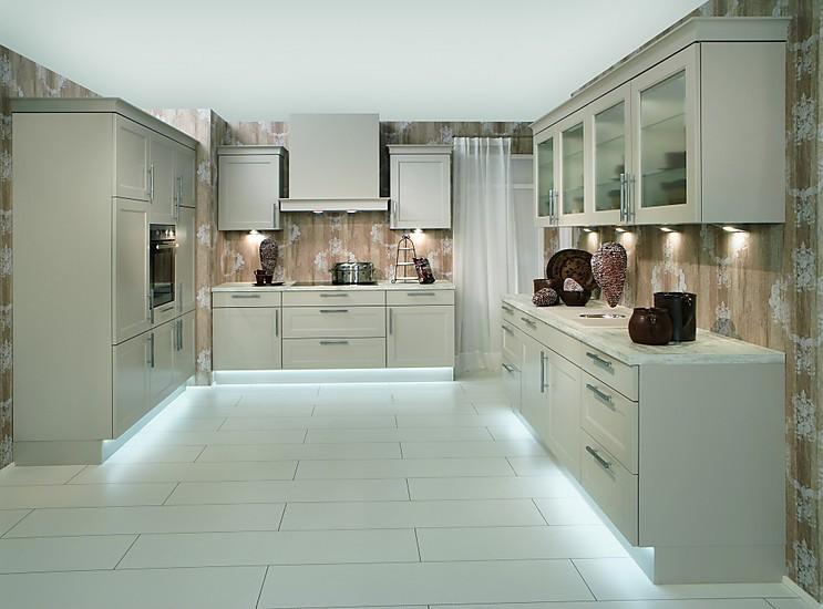 nobilia musterk che classic pur ausstellungsk che in d sseldorf von creativ k chen. Black Bedroom Furniture Sets. Home Design Ideas