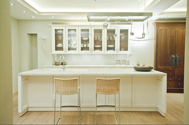 Moderne landhausküche siematic  SieMatic-Musterküche moderne Landhausküche mit ...