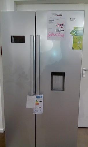 Kühlschrank GN163221S Küchentrend Leipzig: Beko-Küchengerät von ...