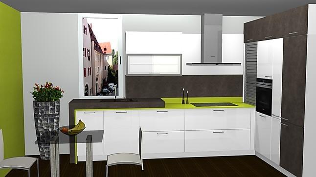 Küche Bauformat bauformat musterküche bauformat markenküche moderne stylische l
