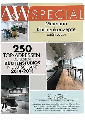 A W Special 250 Top Adressen Die Besten Kuchenstudios In