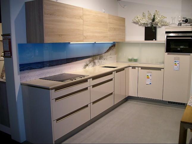 Sachsenküchen Musterküche Abverkaufsküche Alexa Mit Siemens
