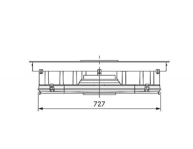 kochfeld mit dunstabzug bfiu originalverpacktes neuger t volle garantie. Black Bedroom Furniture Sets. Home Design Ideas