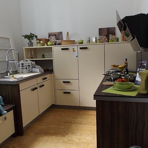 Ballerina-Musterküche Moderne Und Wohnliche Küche