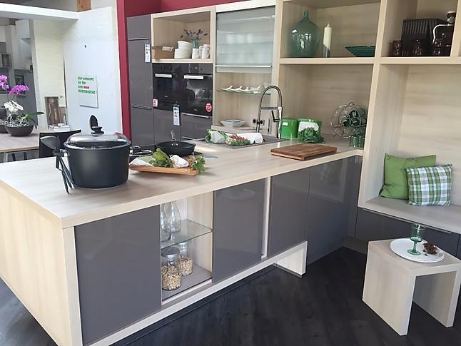 nolte musterk che nolte moderne lack k che. Black Bedroom Furniture Sets. Home Design Ideas