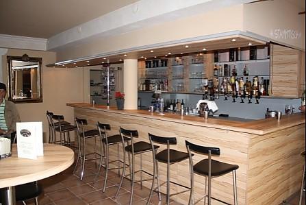 Bar Einrichtung Gastrobereich