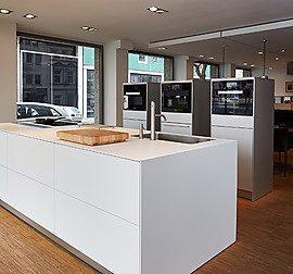 leicht musterk che musterk che abverkauf. Black Bedroom Furniture Sets. Home Design Ideas