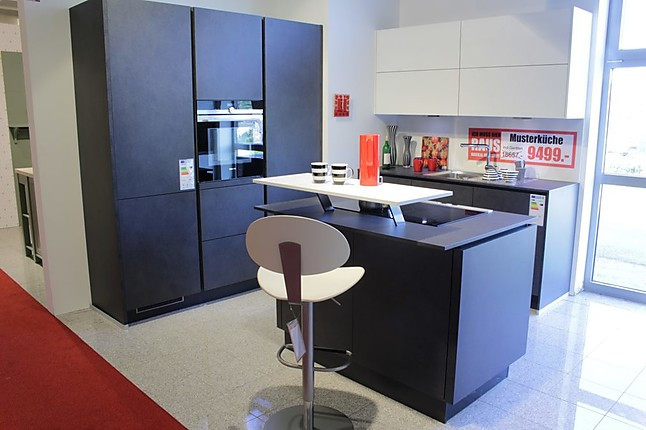alno musterk che standort cham ausstellungsk che in cham von frey k chen welten. Black Bedroom Furniture Sets. Home Design Ideas