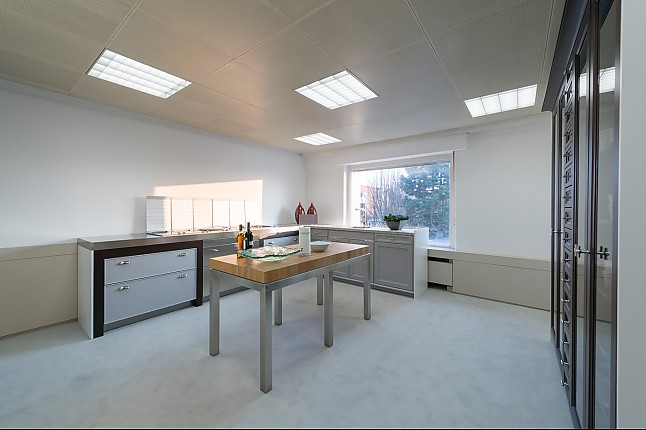SieMatic-Musterküche moderne Landhausküche mit Butcher-Block ... | {Moderne landhausküche siematic 35}