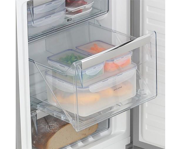 Aeg Santo Kühlschrank Mit Gefrierfach : Kühlschrank santo s cmxf kühl gefrierkombination mit no frost