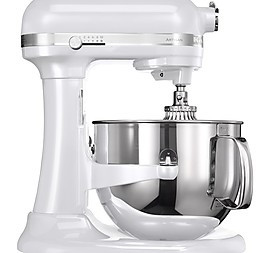 KitchenAid Küchenmaschine Artisan 6,9 L Frosted Pearl 5KSM7580XEFP