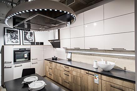 Exklusive Küche im modernen Design