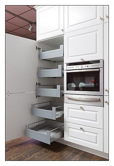nobilia musterk che landhaus stil k che mit 4 cm granit. Black Bedroom Furniture Sets. Home Design Ideas