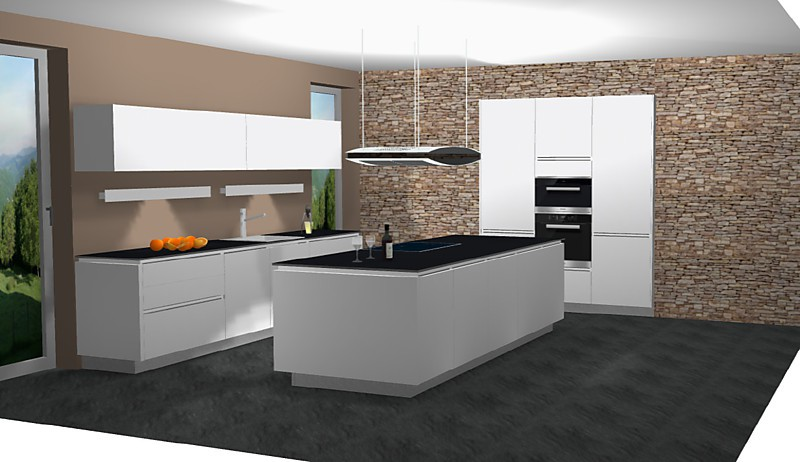 pronorm musterk che design k che ausstellungsk che in buchholz von k che la carte gmbh. Black Bedroom Furniture Sets. Home Design Ideas