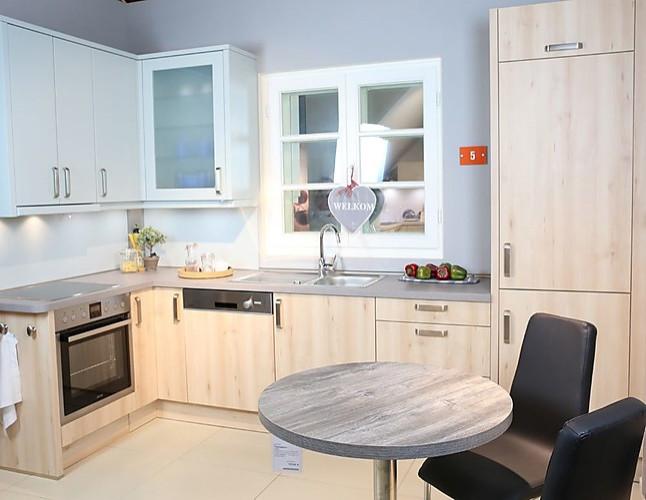 Schüller   Bari Moderne Küche In Buche Optik