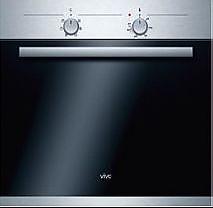 Backofen vvh 32 a 3150 edelstahl einbaubackofen viva for Viva kühlschrank