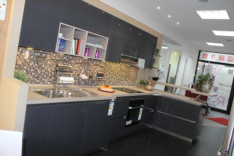 h cker k chen grifflos beton inneneinrichtung und m bel. Black Bedroom Furniture Sets. Home Design Ideas