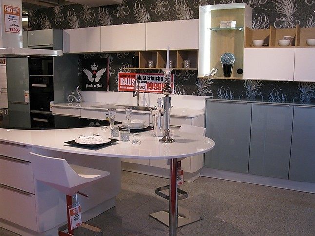 kuche wellmann. Black Bedroom Furniture Sets. Home Design Ideas