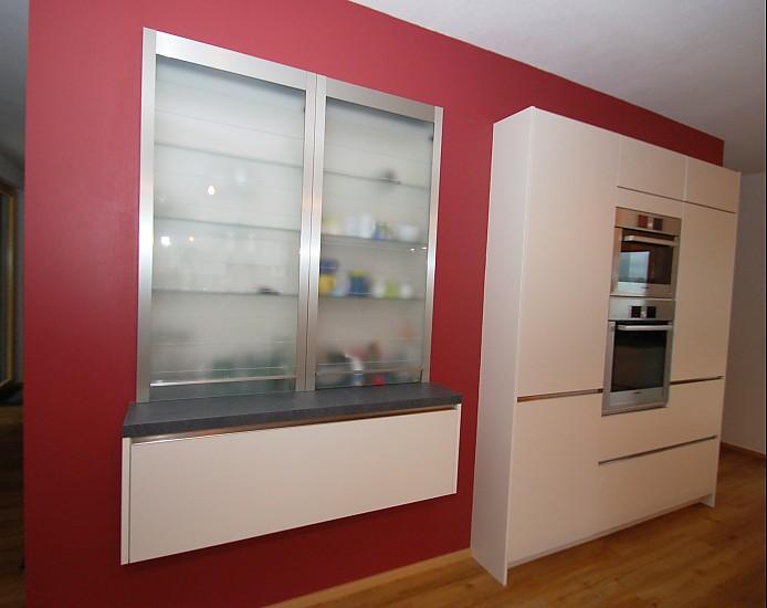 Schiebetüren in Verkofferung Deckenbündig eingelassen - Küche von ...