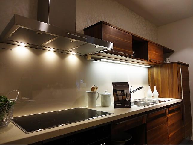 team 7 musterk che nu baum natur l ausstellungsk che in olching von m bel keser. Black Bedroom Furniture Sets. Home Design Ideas
